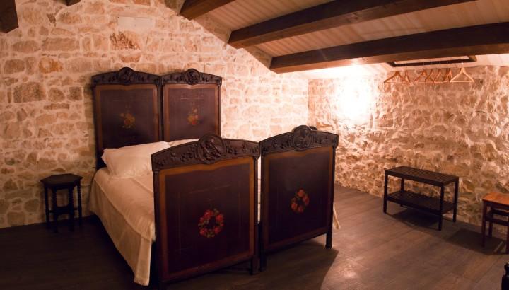 Casa Don Nino, camera su soppalco